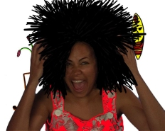 afrophobia video still ©Lisa Hilli