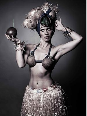 Lisa Fa'alafi from Polytoxic, image © Sean Young