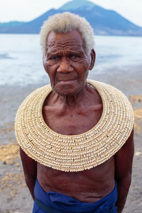 Damien Kereku, Vunalagir Vunatarai, Tolai People 2015 © Lisa Hilli