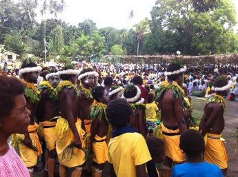 Youth Day, Kabakaul, Rabaul 2015